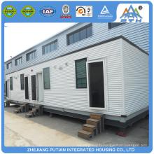 Maison européenne de haute qualité maison modulaire entièrement équipée