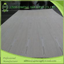 Beau contreplaqué de frêne de catégorie AAA de grain et de couleur de Linyi