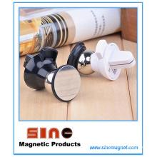 Nuevo soporte magnético para teléfono de coche con salida de aire a la moda