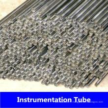 Tube d'instrumentation pour tuyaux d'échappement de China Factory (sans couture)