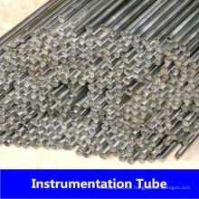 Tubo de instrumentação para tubo de escape da fábrica de China (sem costura)