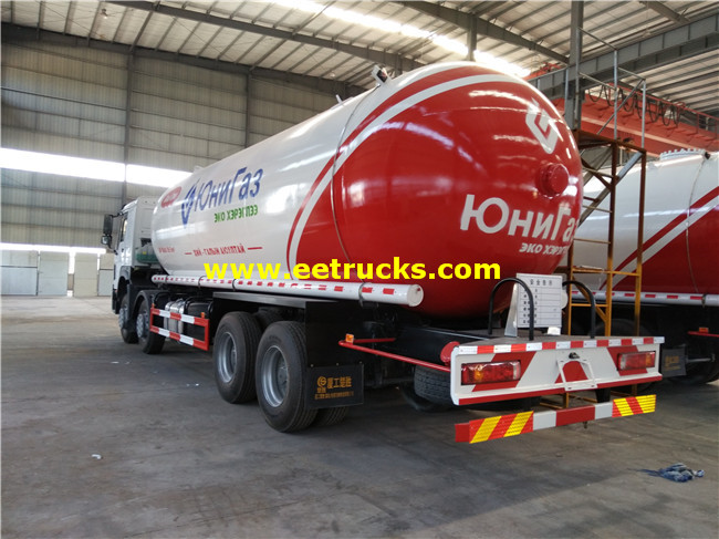 36m3 LPG Transportation Trucks