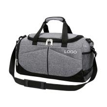 Custom Short Trip Large Capacity Duffel Bag Fashionable Design Travel Gym Duffel Bag For men