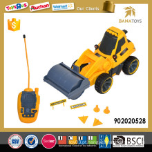 4CH rc caminhões de brinquedo de construção