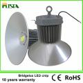 Nouvelle lampe élevée élevée de baie de l'arrivée 150W LED avec la puce de Bridgelux