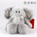Hot selling ICTI audits OEM/ODM manufacturer plush and stuffed elephant toys with big ears