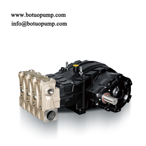 MGS SERIES GEAR BOX PLUNGER PUMP