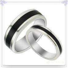 Ювелирные изделия способа кольца ювелирных изделий нержавеющей стали (SR554)