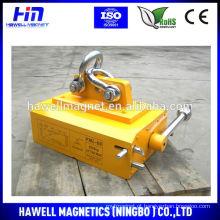 PML magnético permanente 6000kg para levantar carga de metal de 6 toneladas