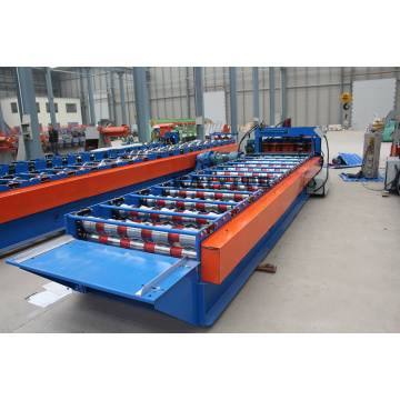 High+Speed+Metal+Roof+Roll+Forming+Machine