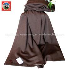 Yak Wool Fulling-Milling Blanket / Tissu Cachemire / Camel Textile / Draps / Literie