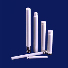 Industrial Zirconia Ceramic Plunger Rod Wear Resistance