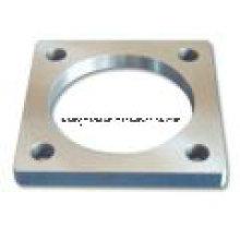 600lbs geschmiedet Edelstahl 304L quadratische Flansche RF