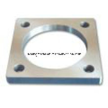 600lbs Forged Stainless Steel 304L Square Flanges RF