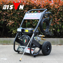 BISON CHINA Gasoline Car Washing Equipment 6.5HP High Pressure Washer Cleaner