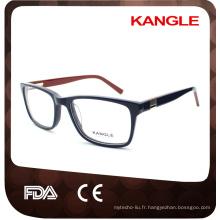 Haute qualité unisexe best seller acétate montures optiques et lunettes lunettes