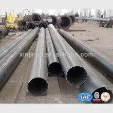 Q235 Galvanized Pole