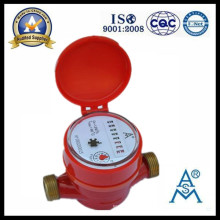Single Jet Dry Type Hot Water Meter