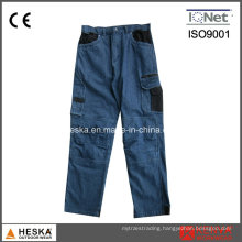 Hot Selling Custom High Quality Workwear Jeans Denim Jeans for Men