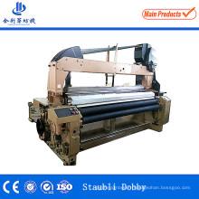 Machine de tissage de jet de jet de l'eau de jet de machine de tissage de tissu de polyester de production élevée