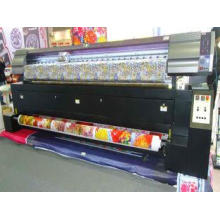 Professional Dye Textile Fabric Sublimation Printer Eco sol