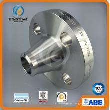 Brida forjada de alta precisión Ss F316 / 316L Wn (KT0259)