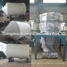 3t / D planta de refino de óleo de máquina de refino de óleo de girassol