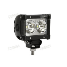 Luz de trabajo de remolque LED auxiliar de 4 pulgadas y 20 W