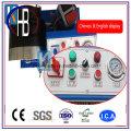 Ce Best Quality Finn Power Hydraulic Hose Crimping Machine