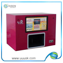 Automatic nail painting machine
