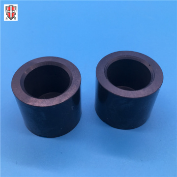 insulating Si3N4 ceramic tube oil cup mug