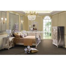 Muebles clásicos de madera maciza dormitorio XYN480