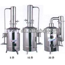Destilador de agua de laboratorio de acero inoxidable más barato 5L, 10L, 20L