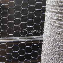 Galvanized Hexagpnal Rabbit Wire