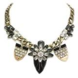 2014 New Design Acrylic Stone Fashion Jewelry Necklace