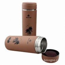 Purple Clay Vacuum Flask, Ladies'/Men's/Kid's Insulation, Thermos Cup Holding Water Bottles