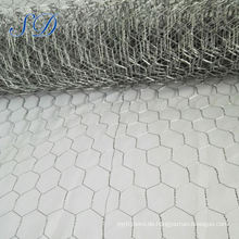 China Heißer Verkauf Baumschutz Anping Galvanize Hexagonal Maschendraht