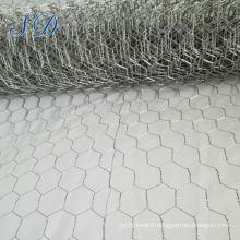 Chine Garde chaude d'arbre de vente Anping galvaniser la maille hexagonale de grillage