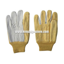 Hot Mill Anti-Heat 2 Layers Cotton Work Glove