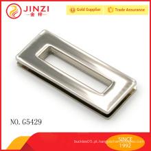 Jinzi metal senhoras sacos acessórios quadrados olho