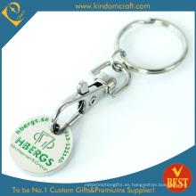 Venta al por mayor de encargo de monedas de metal barato (KD-750)