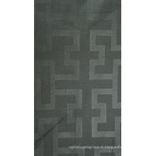 Embossez le tissu de polyester 200d avec le revêtement d'unité centrale