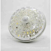 Lámpara de interior del sensor de movimiento de la alta calidad 10w 216leds