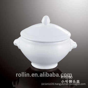 2015 wholesale and Popular China Salad Soup Ceramic bowl