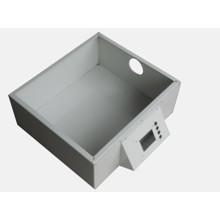 Boîte de jonction enduite de poudre, distribution de puissance pour l'appareil