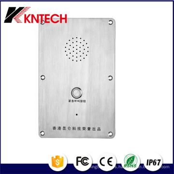 Auto Dial Teléfono Intercomunicador de Emergencia Usado Knzd-09