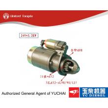 Motor de arranque Yuchai YC4G original B30-3708010B