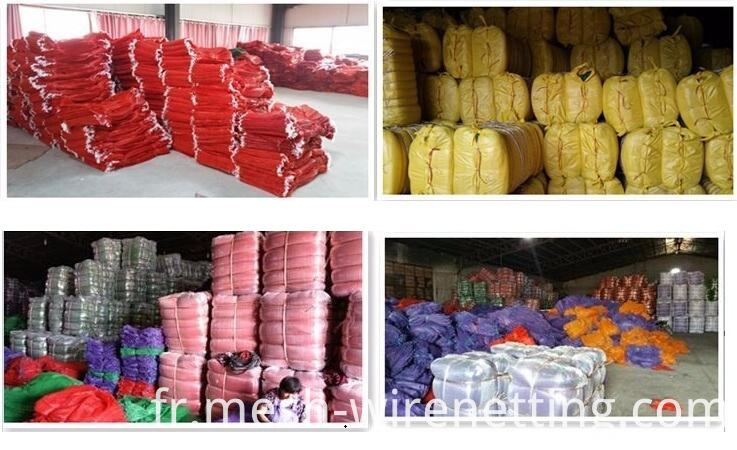 mesh netting for bags