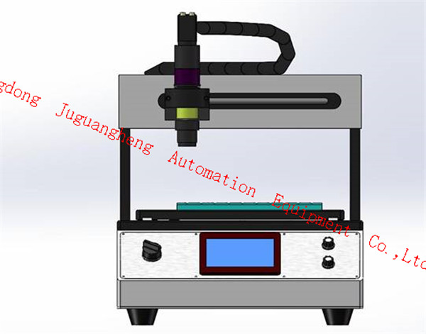 JGH-CZ-1 Advanced Full-automation Nozzle Checking Machine