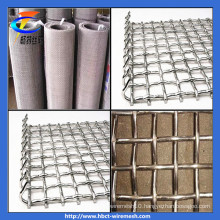 (Stainless steel) Crimped Wire Mesh